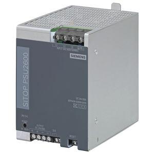 alimentación eléctrica AC/DC / ajustable / estabilizada / en riel DIN