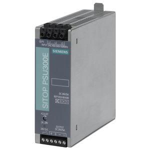 alimentación eléctrica AC/DC / estabilizada / enchufable / en riel DIN