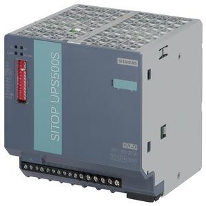 ondulador UPS paralelo / DC / industrial / en riel DIN
