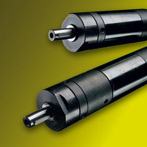 motor neumático de paletas / ATEX / compacto / de alto par