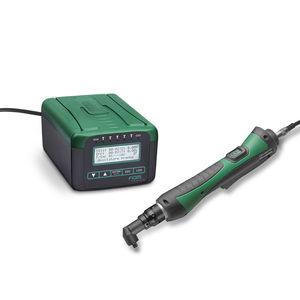 atornilladora eléctrica con control de par por absorción de corriente