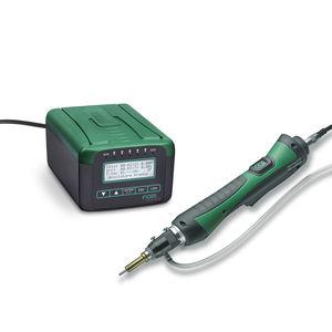 atornilladora eléctrica con aspiración del tornillo