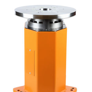 mesa giratoria accionada por motor / vertical