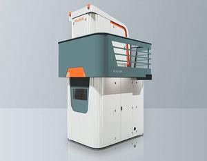 máquina de soldar por fricción