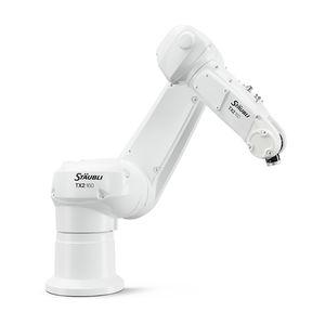 robot para sala blanca