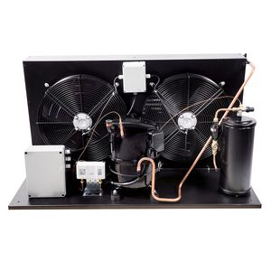 unidad de condensación hermética