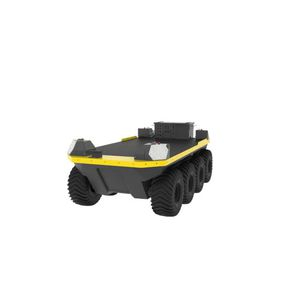UGV de vigilancia / IP65 / ligero
