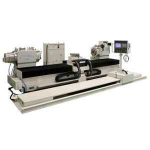 torno CNC / 2 ejes / ranurado / de alta precisión