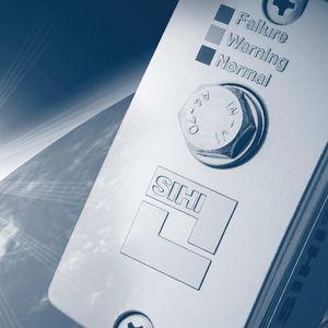 sistema de supervisión de condiciones / de caudal / de carga / de vibraciones