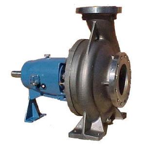 bomba de agua / para productos químicos / eléctrica / centrífuga de voluta