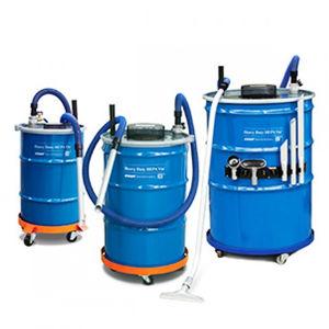 aspirador de polvo / de aire comprimido / para sala blanca / móvil