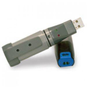 registrador de datos de caudal / USB