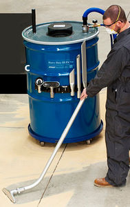 aspirador de polvo / de aire comprimido / industrial / con filtro HEPA