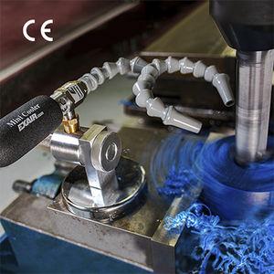 refrigerador miniatura / de aire comprimido / de acero inoxidable / ajustable