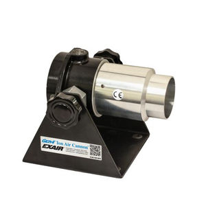 cañón de aire de ionización