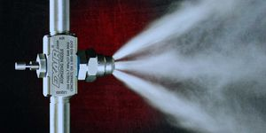 boquilla de atomización