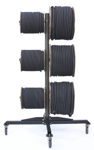 sistema de estanterías de taller / para tubos / móvil