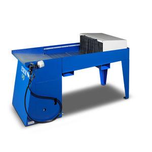 máquina de limpieza de disolvente / por aspersión / para tubos