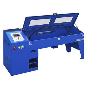 banco de prueba de rotura / para manguera / automático / hidráulico