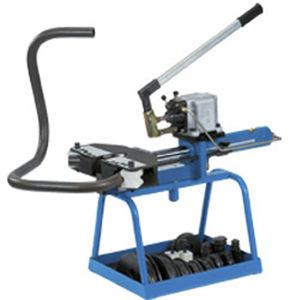 máquina curvadora de mano