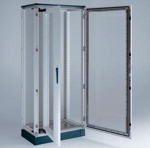 armario de red de pie / de seguridad