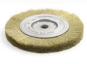 cepillo circular / de acabado / de limpieza / de desbastado