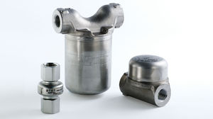 purgador de condensados / automático / mecánico