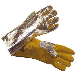 guantes de soldadura / anticortes / resistentes al calor / a prueba de abrasión