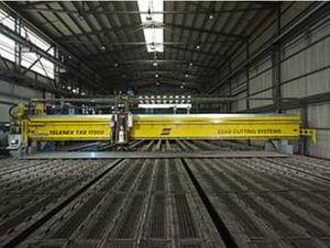 máquina de corte para metal / por plasma / oxicombustible / de paneles