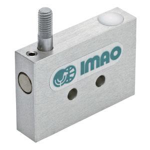 elemento de apriete de perfil plano / para mecanizado / de piezas para procesar