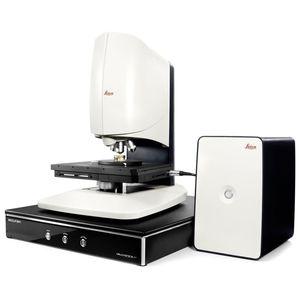 microscopio de medidas / para análisis / digital / recto