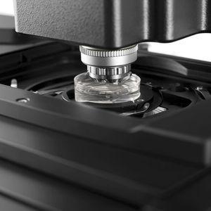microscopio de laboratorio / confocal / 3D / de alta precisión