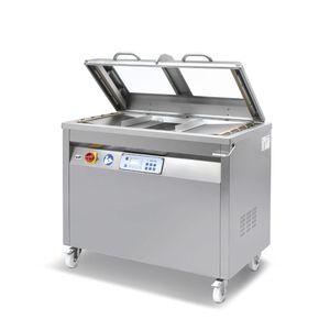 máquina de acondicionamiento semiautomática