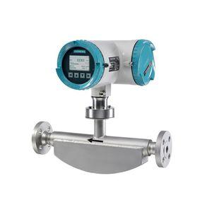 caudalímetro de efecto Coriolis / para líquido / para gas / digital