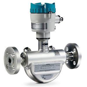 caudalímetro másico / de efecto Coriolis / para agua / RS485