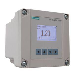controlador de nivel por ultrasonidos / para tolva / para sólidos y líquidos