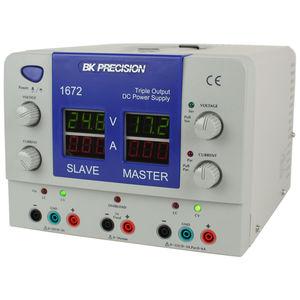 alimentación eléctrica AC/DC / regulada / de tres salidas / digital