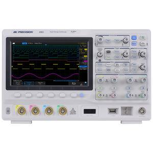 osciloscopio de señal mixta