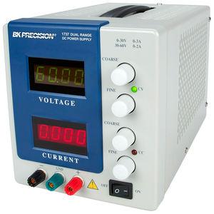 alimentación eléctrica AC/DC / de dos salidas / ajustable / de bajo nivel de ruido