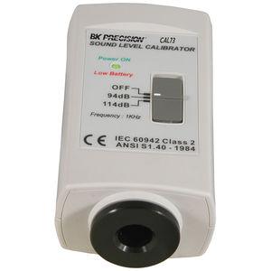 calibrador acústico / para sonómetro / portátil