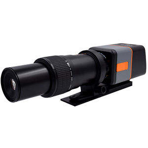 objetivo de microscopio de alta resolución