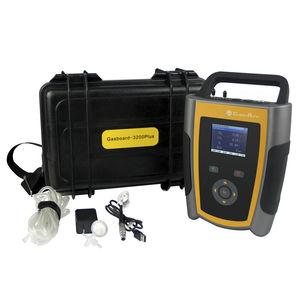 analizador de oxígeno / de dióxido de carbono / de metano / de gas de proceso