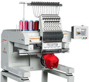 máquina bordadora de monocabezal