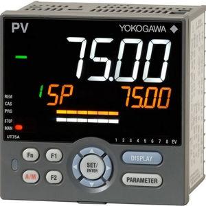 controlador de temperatura con pantalla LCD / 2 bucles