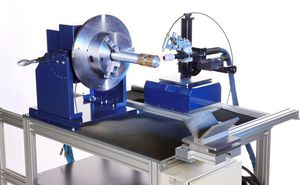 máquina de soldar láser / AC / automática / CNC