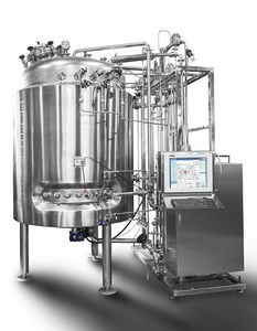 biorreactor de proceso