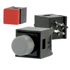 microrruptor táctil / DC / acción momentánea / IP40