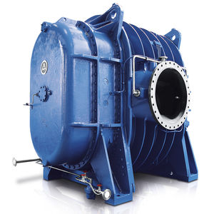 soplador de gas / de pistón rotativo / monoetapa / de 2 etapas