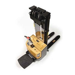 apiladora eléctrica / con operador a pie / para palés / para almacén
