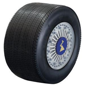 motor rueda DC / síncrono / 24 V / de vehículo